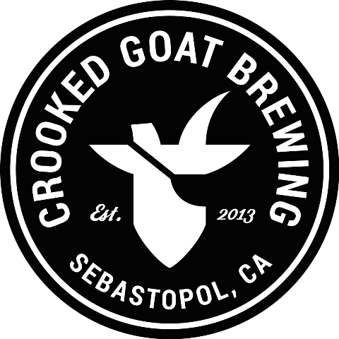 Crooked Goat Brewing logo