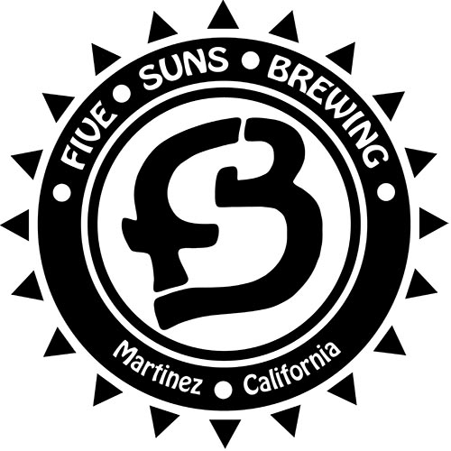 Five Suns Brewing logo